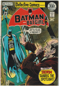 Detective Comics #415 FN+ Front Cover