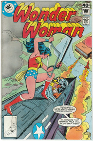 Wonder Woman #258 Whitman Variant VF Front Cover