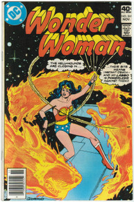 Wonder Woman #261 FN Front Cover