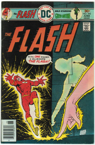 Flash #242 FN/VF Front Cover