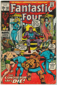 Fantastic Four #104 GD/VG Front Cover