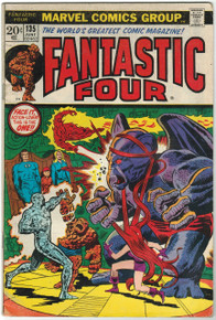 Fantastic Four #135 VG Front Cover
