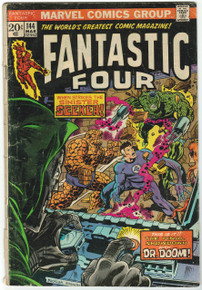 Fantastic Four #144 GD Front Cover