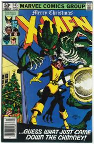 Uncanny X-Men #143 VF/NM Front Cover