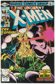 Uncanny X-Men #144 VF/NM Front Cover