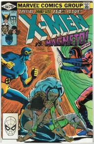 Uncanny X-Men #150 VF Front Cover