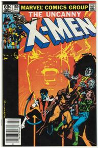 Uncanny X-Men #159 VF Front Cover