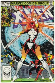 Uncanny X-Men #164 VF Front Cover