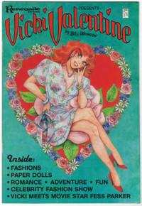 Vicki Valentine #1 VF Front Cover
