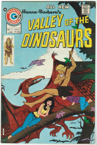 Valley of the Dinosaurs #2 VF Front Cover