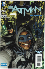 Batman #34 NM Selfie Variant Front Cover