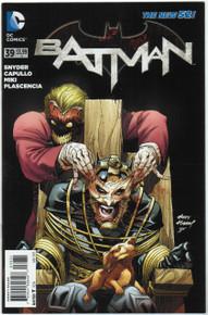 Batman #39 NM 1:25 Variant Front Cover