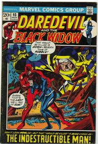 Daredevil #93 F/VF