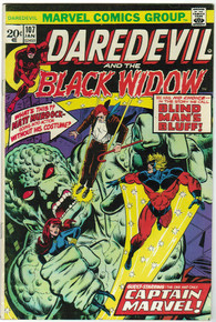 Daredevil #107 VF