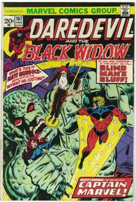 Daredevil #107 VF