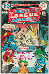Justice League of America #119 VG/FN Front Cover