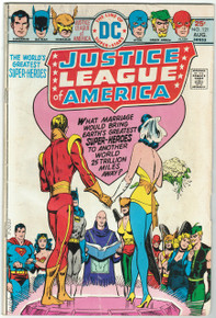 Justice League of America #121 VG Front Cover
