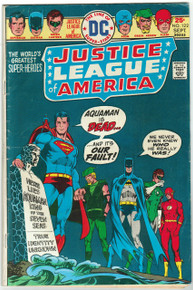 Justice League of America #122 VG/FN Front Cover