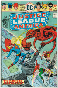 Justice League of America #129 VG Front Cover