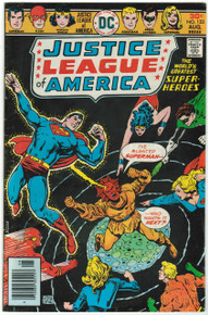 Justice League of America #133 VG/FN Front Cover