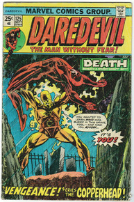 Daredevil #125 GD