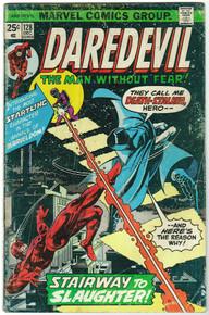 Daredevil #128 GD