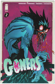 Goners #2 NM Front Cover
