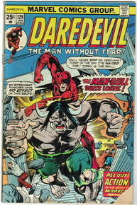 Daredevil #129 GD