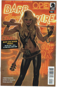 Barb Wire/King Tiger Ashcan NM Front Cover