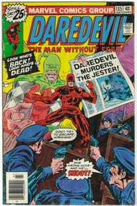 Daredevil #135 VG