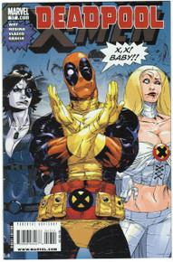 Deadpool Vol. 3 #17 NM Front Cover