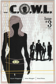 COWL #3 NM Front Cover