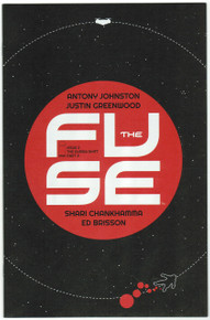 The Fuse #2 NM Front Cover