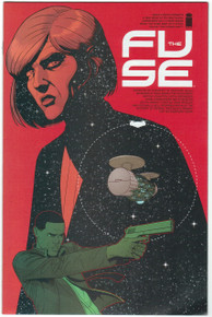 The Fuse #3 NM Front Cover