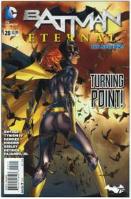 Batman Eternal #28 FN Front Cover