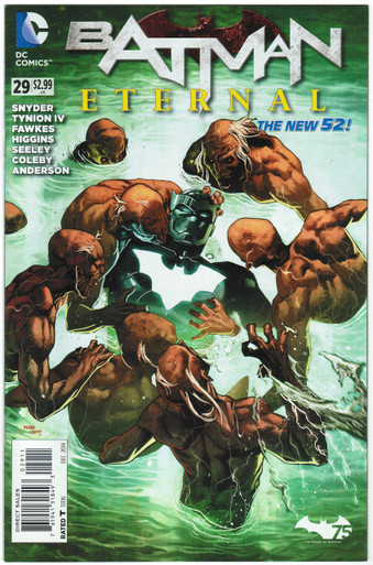 Batman Eternal #29 FN Front Cover