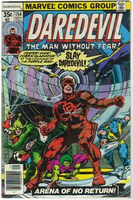 Daredevil #154 F