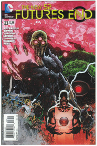 Futures End #23 FN Front Cover