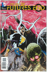 Futures End #24 FN Front Cover