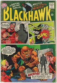 Blackhawk #212 GD Front Cover