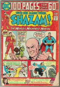 Shazam #15 GD Front Cover