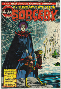 Chilling Adventures in Sorcery #5 FN Front Cover