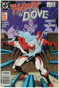 Hawk & Dove #1 VF Front Cover