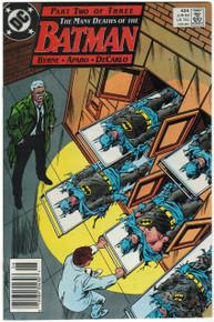 Batman #434 VF+ Front Cover