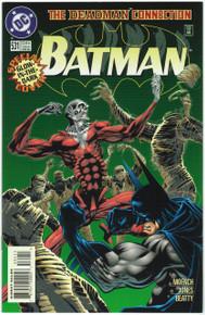 Batman #531 NM Front Cover