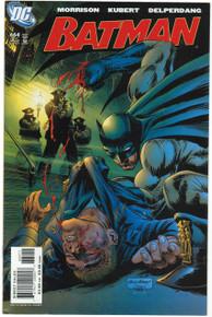 Batman #664 VF Front Cover