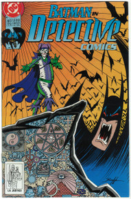 Detective Comics #617 VF/NM Front Cover