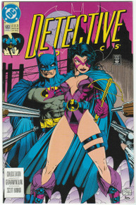 Detective Comics #653 VF Front Cover