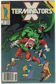 X-Terminators #2 VF Front Cover