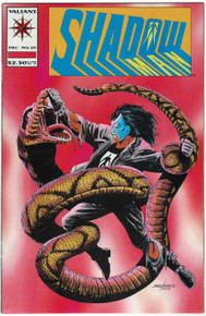 Shadowman #20 VF/NM Front Cover